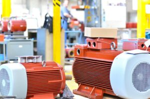 ring electric motors