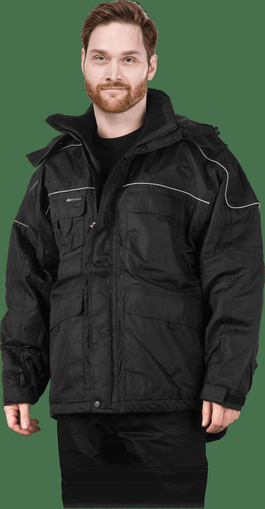 pracovna bunda zimna